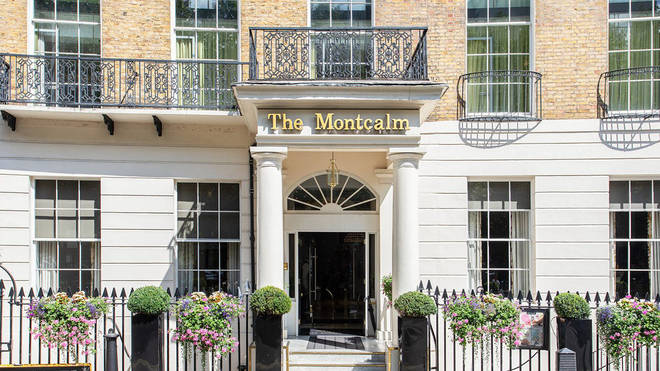 Pamper Day and Prosecco Lunch for Two at the 5* Montcalm Hotel