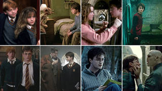 The Harry Potter books, ranked from best to worst