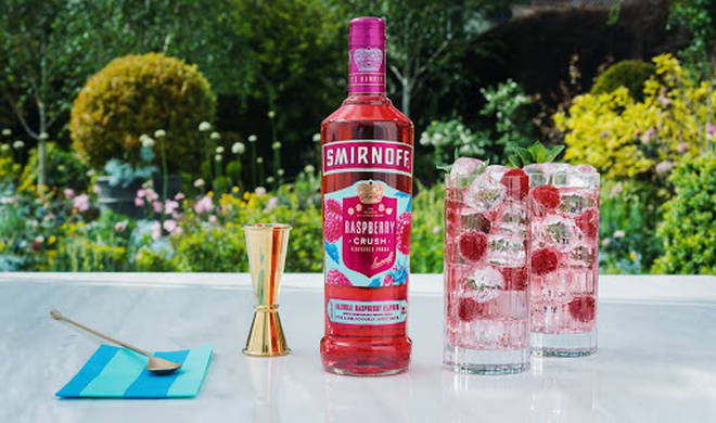 Enjoy some pretty drinks this summer