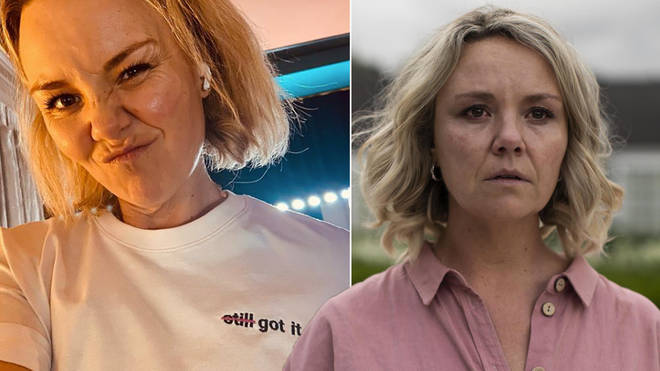 Charlie Brooks is starring in Lie With Me