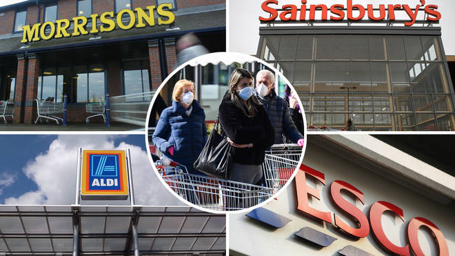 Face mask rules are set to change in supermarkets next week