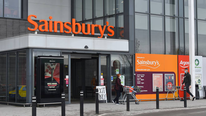 Sainsbury's have said that they will let their staff and customers decide whether they want to wear a face mask or not