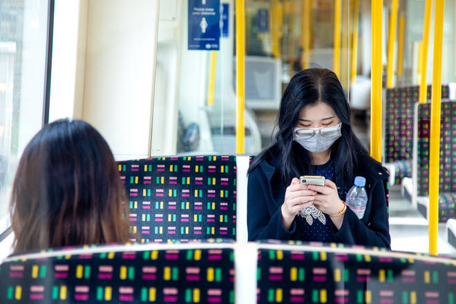Face coverings will remain compulsory on TfL after 'Freedom Day'