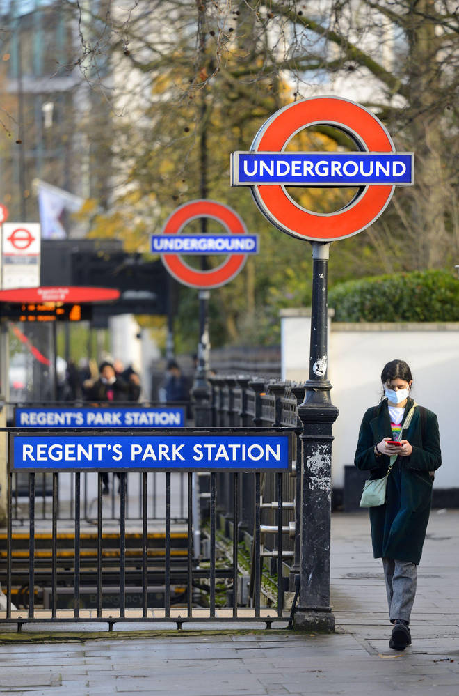 Unless they are exempt, anyone using TfL services will need to continue wearing face coverings