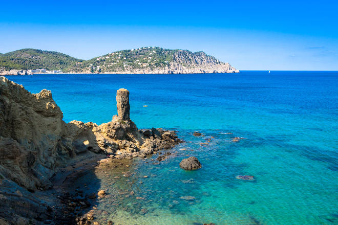 Ibiza is currently on the green list