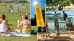 The heatwave will sweep the UK this week
