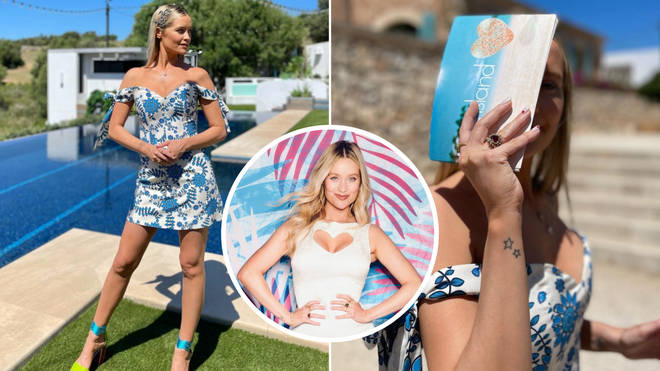 How much does Laura Whitmore get paid for hosting Love Island?