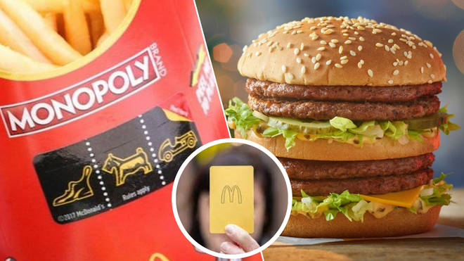 McDonald's Monopoly: 2021 start date, rules and prizes revealed