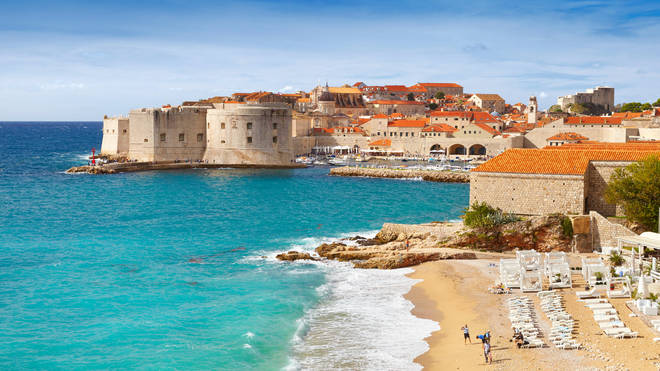 Croatia has just been added to the green list