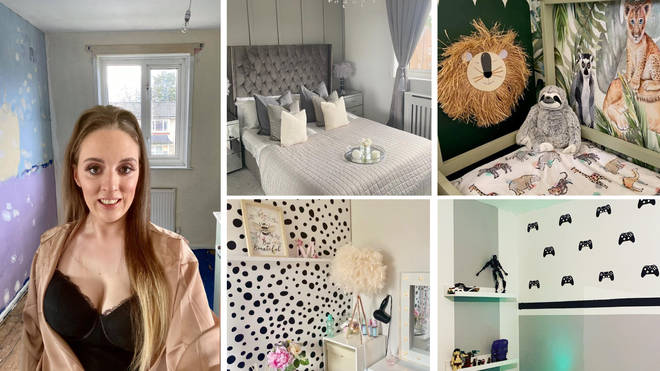 Emily Watson transformed her home using bargains she sourced online