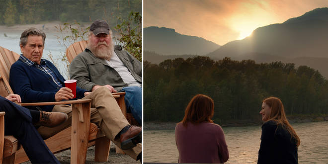 Where is Virgin River filmed?