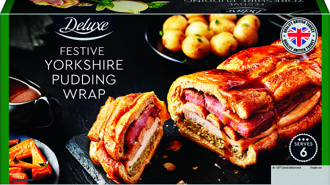 Lidl are selling the ultimate Christmas treat