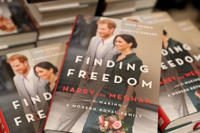 There was a huge fallout from the release of Finding Freedom, The Biography Of The Duke And Duchess Of Sussex