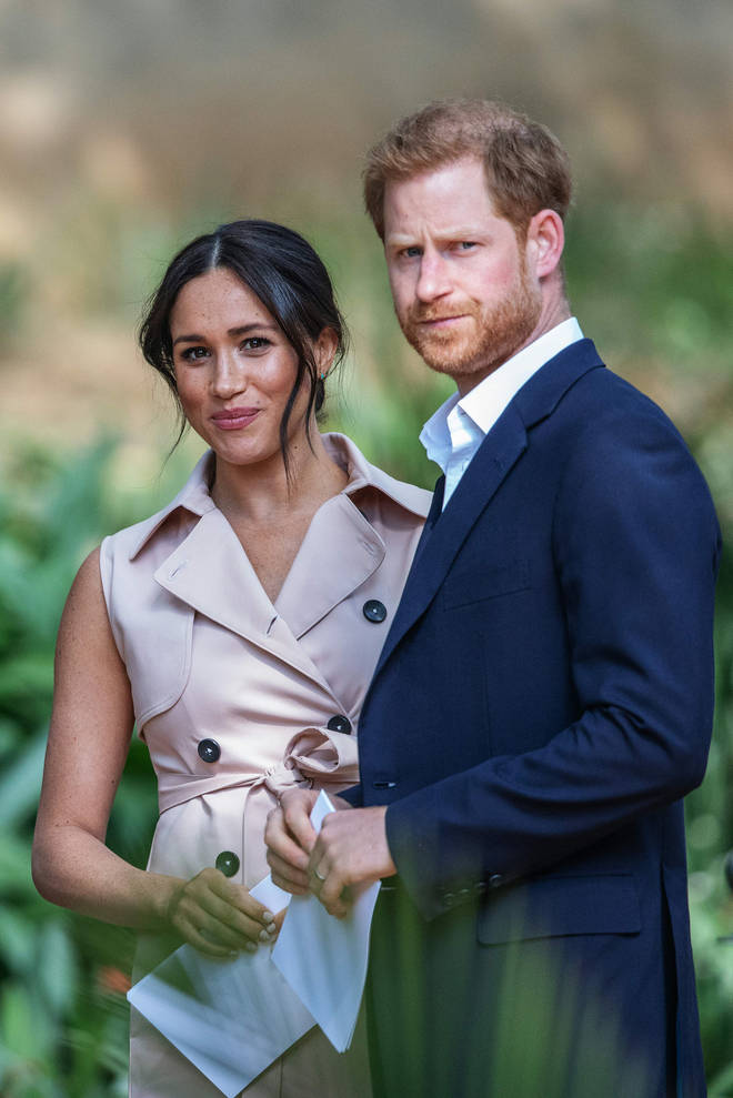 The Duke and Duchess of Sussex are feuding with other members of their family