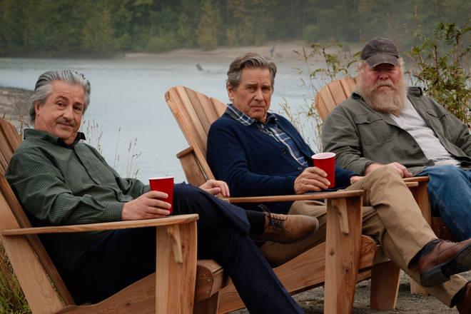 Virgin River was filmed in 2020