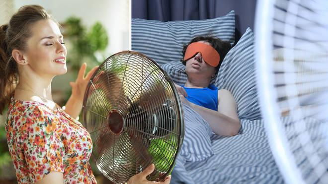 Your fan could be making you hotter in the heatwave