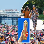 The weather is set to heat up next month