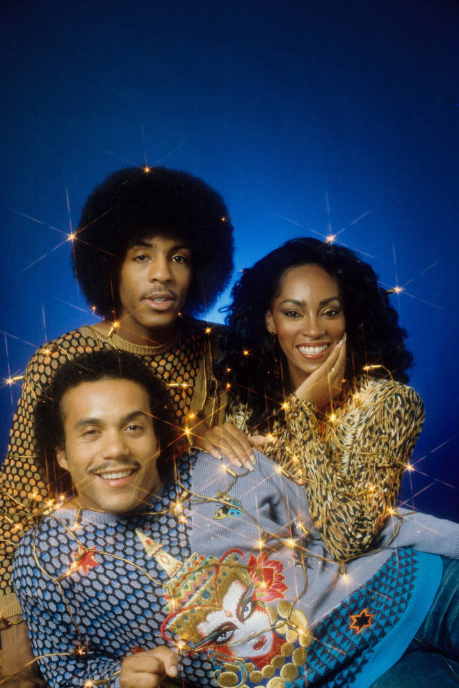 Jeffrey (centre) has promised fans Shalamar's shows will transport them back in time