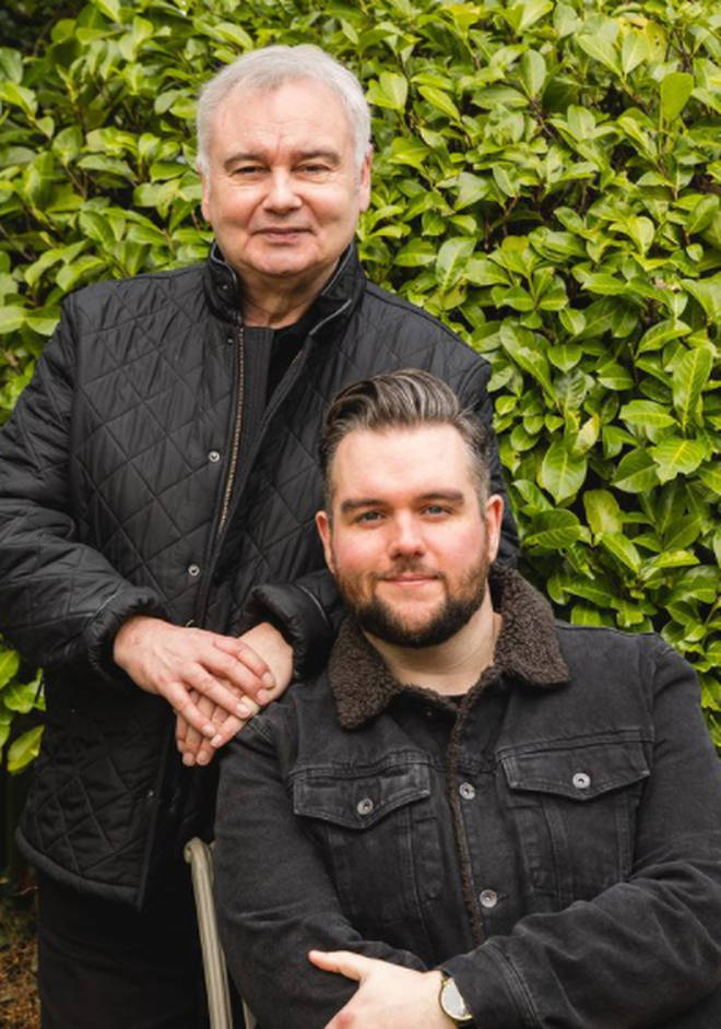 Declan is Eamonn's first son who he shares with his ex wife