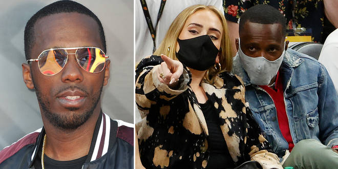 Your need-to-know on Adele's rumoured-new boyfriend