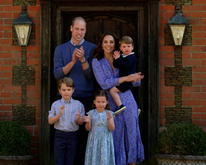 The Cambridges are celebrating Prince George's eighth birthday
