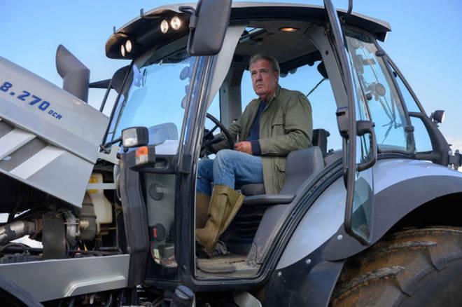 Jeremy Clarkson has revealed Clarkson's Farm is back for a second season