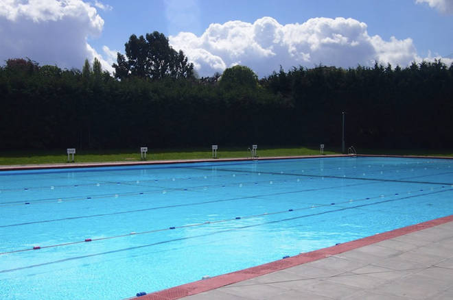 This north London lido gets incredibly busy, booking is essential