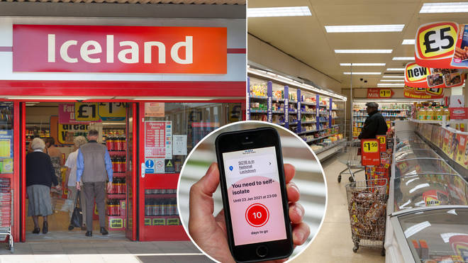 Iceland has already had to start closing stores
