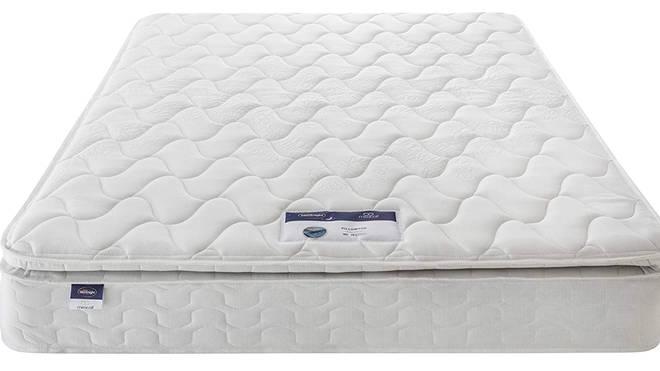 Silentnight Pillowtop Mattress