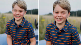 How to buy the polo shirt that Prince George wore on his birthday