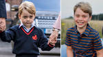 What is Prince George known as at school?