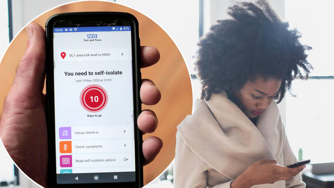 Some workers will no longer have to self isolate if they're pinged