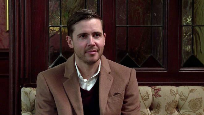 Todd Grimshaw is now played by Gareth Pierce