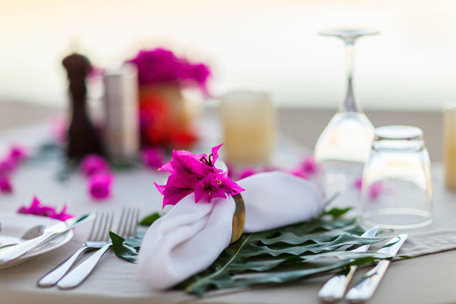 Should you have to pay for your meal at a wedding?