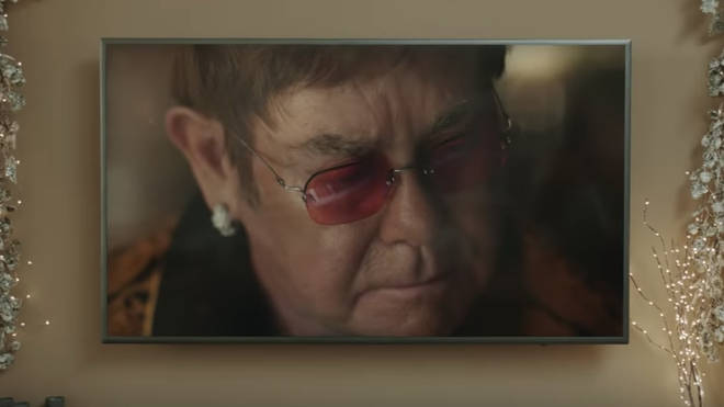 The 2018 John Lewis ad features Sir Elton John