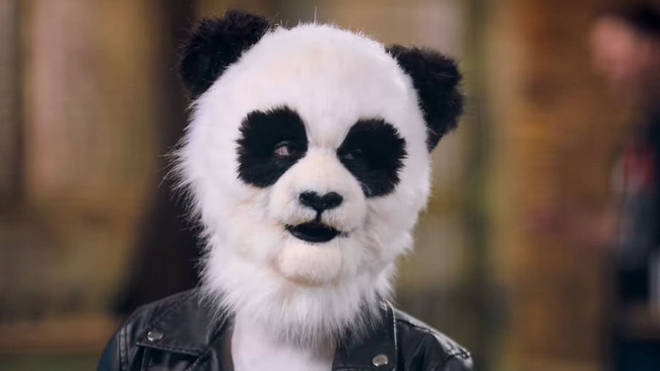 Panda was episode three's dater