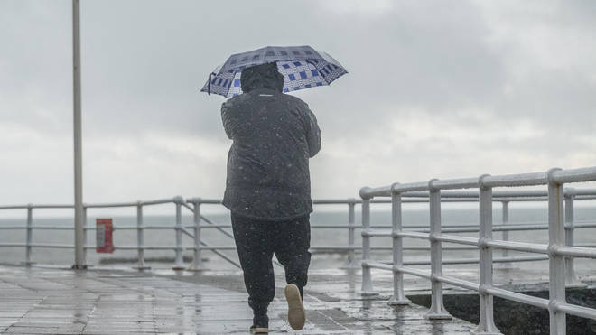 There is more rain on the way in the UK