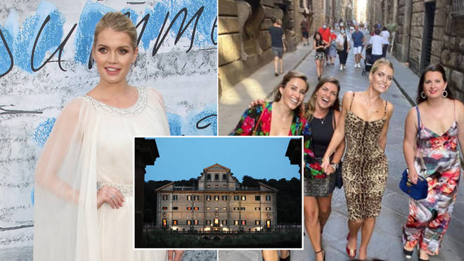 Princess Diana's niece got married this weekend