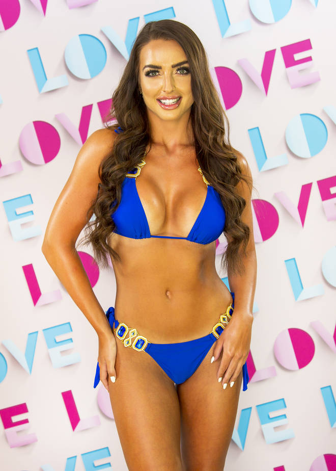 Amy Day is in the Love Island Casa Amor line up
