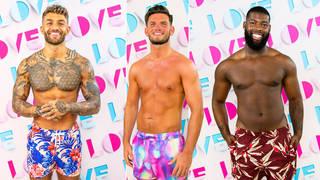 Meet the Casa Amor boys on this year's Love Island