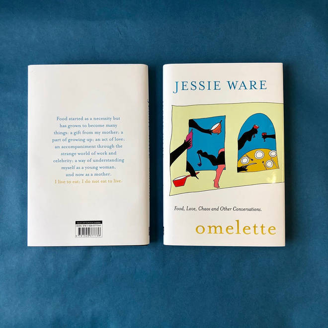 Omelette: Food, Love, Chaos and Other Conversations by Jessie Ware