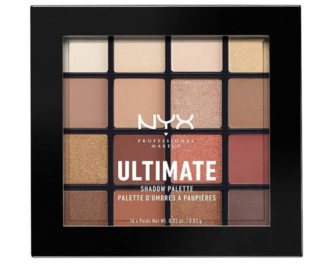 NYX - Ultimate Eye Shadow Palette