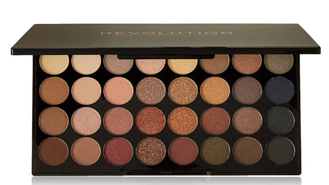 Revolution - Shimmers and Matte Nudes Collection