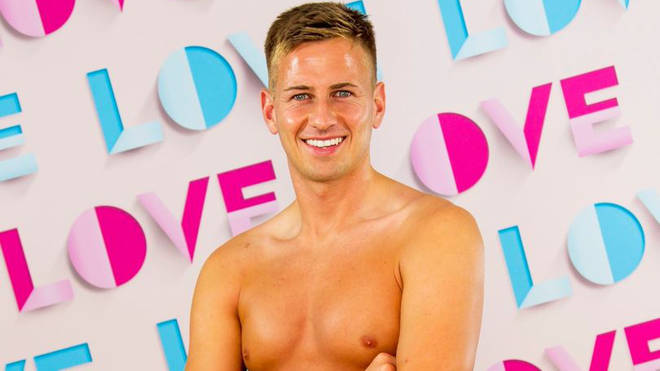 Jack Barlow is currently in the Love Island villa