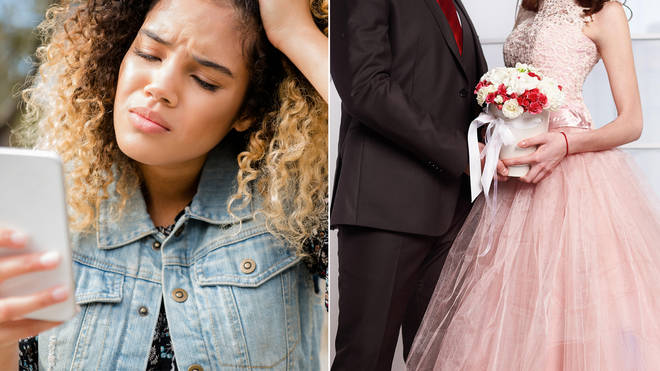 A woman has said she won't go to her sister's wedding