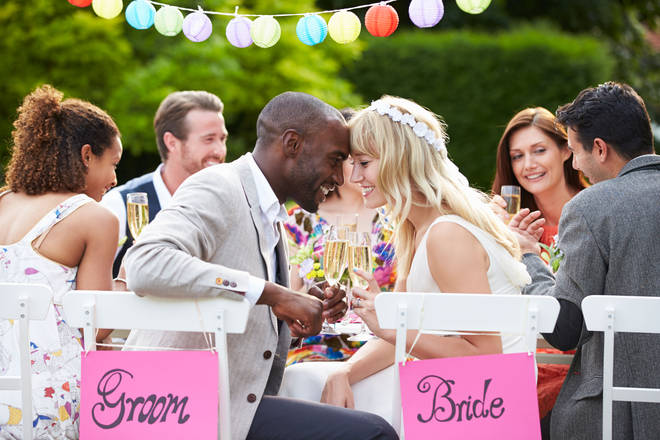 Would you pay £800 to attend a wedding?