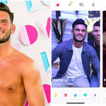 Harry was recruited for Love Island on Tinder