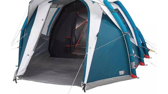 Quechua - Inflatable Camping Air Tent