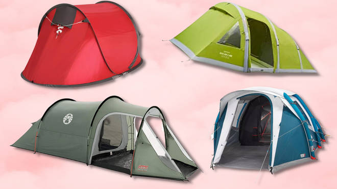 The 5 best tents for camping and festival season