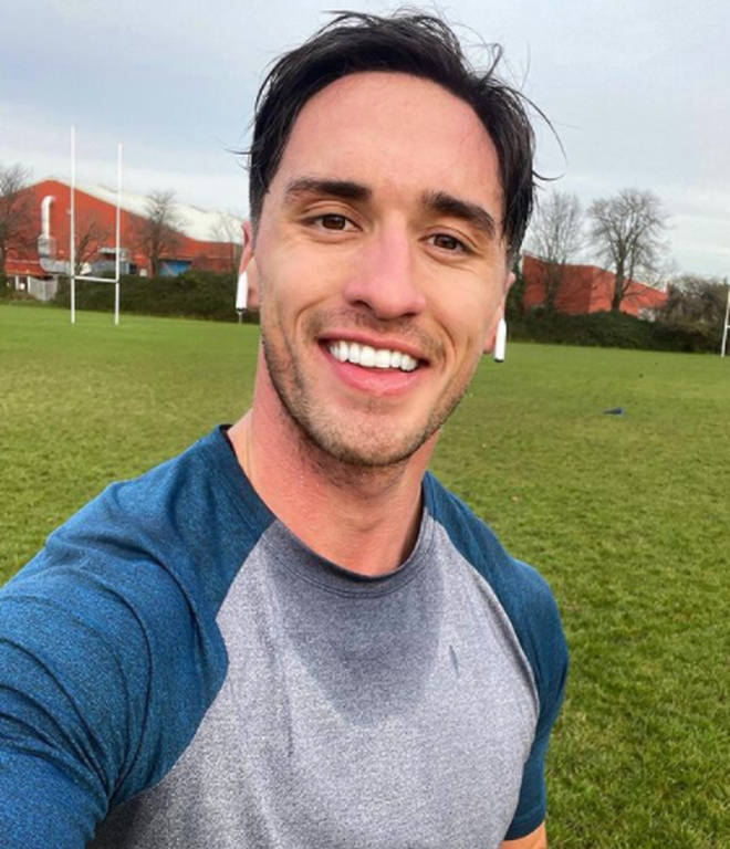 Greg O'Shea ditched fame for the rugby pitch